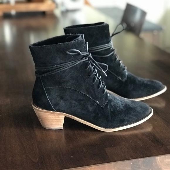419b98ca9f3 Kelsi Dagger Shoes - Kelsi Dagger Brooklyn Kingsdale Bootie Black Sz 9